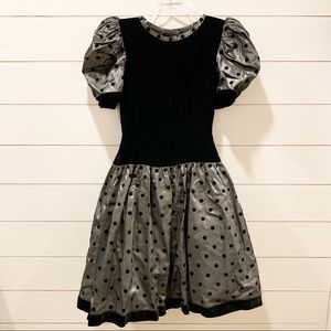 Vintage Party Dress Size 8